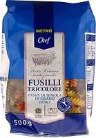 Фото Metro Chef Fusilli Tricolore 500 г