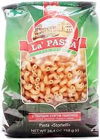 Фото La Pasta Рожки 750 г
