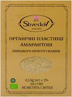 Фото Shvedov хлопья амарантовые без глютена 500 г