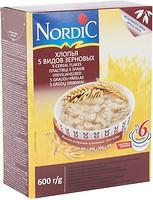 Фото NordiC хлопья 5 видов зерновых 600 г