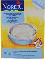 Фото NordiC хлопья рисовые 800 г