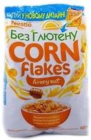 Фото Dr.Schar сухой завтрак Corn Flakes мед и орехи 500 г