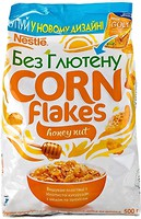 Фото Nestle сухой завтрак Gold мед и арахис 500 г
