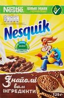 Фото Nesquik сухой завтрак шоколадный 125 г