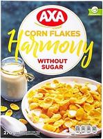 Фото АХА сухой завтрак хлопья кукурузные без сахара 270 г