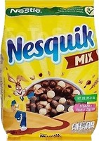 Фото Nesquik сухой завтрак Mix 460 г