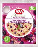 Фото АХА каша овсяная со сливками и лесными ягодами 40 г