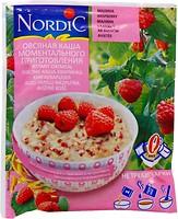 Фото NordiC каша овсяная минутка малина 35 г