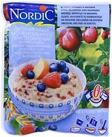 Фото NordiC каша овсяная минутка яблоко-черника-малина 35 г