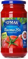 Фото Чумак паста томатна 25% 450 г
