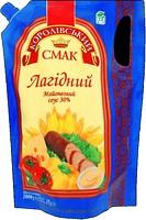 Фото Королівський смак майонезный соус Лагідний 30% 1 кг