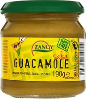 Фото Zanuy соус с авокадо Guacamole 190 г