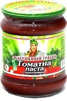 Фото С бабушкиной грядки томатна паста 510 г