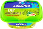 Фото Lactima Cheese Dip Guacamole фасованный 150 г