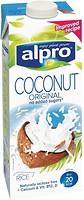 Фото Alpro кокосовое Original без сахара с рисом 1 л