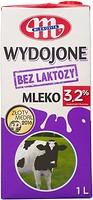 Фото Mlekovita молоко ультрапастеризованное безлактозное 3.2% 1 л