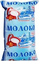 Фото Українська Зірка Молоко пастеризованное 2.5% 900 мл