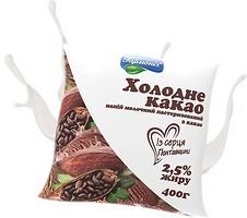 Фото Гармония молочный напиток Холодное какао 2.5% 400 мл