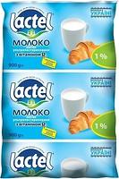 Фото Lactel молоко ультрапастеризованное с витамином D3 1% 900 г