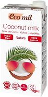 Фото Ecomil кокосовое без сахара Bio 1 л