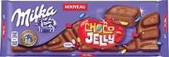 Фото Milka молочный Choco Jelly драже+желе 250 г