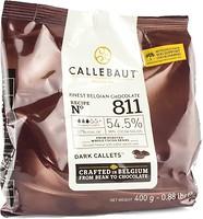 Фото Callebaut темный №811 (калеты) 400 г