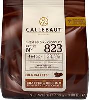 Фото Callebaut молочный бельгийский №823 (калеты) 400 г