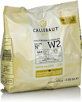 Фото Callebaut белый №W2 (калеты) 400 г