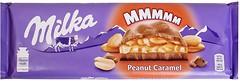 Фото Milka молочный с арахисом и карамелью 276 г