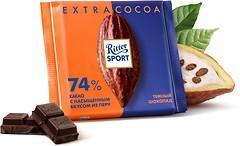 Фото Ritter Sport темный Насыщенный вкус из Перу 74% какао (Extra Cocoa) 100 г