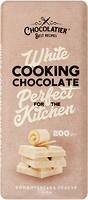 Фото Chocolatier белый Cooking Chocolate 200 г