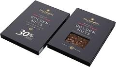 Фото Millennium черный Golden Nuts с цельным фундуком 1.1 кг