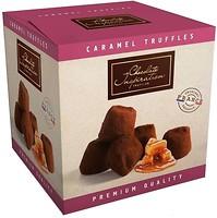 Фото Chocolate Inspiration Французские трюфели с подсоленными карамельными хлопьями 200 г