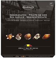 Фото Excelcium Шоколадные конфеты Sea Shells 250 г