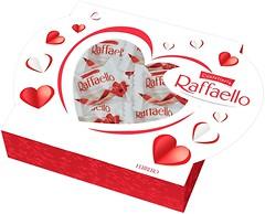 Фото Raffaello конфеты Сердце 120 г