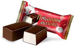 Фото Лукас Шоколадные конфеты Птичье молоко 1 кг