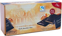Фото Royal Thins Salted Caramel 200 г