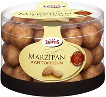 Фото Zentis Marzipan Kartoffeln 250 г