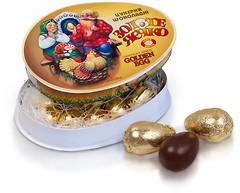 Фото Бисквит-Шоколад Золотое яичко 200 г