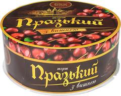 Фото БКК торт Пражский с вишней 450 г