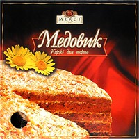 Фото Merci коржи для торта Медовик 500 г