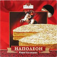 Фото Merci коржи для торта Наполеон 400 г