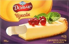 Фото Дольче чизкейк с лимоном и печеньем 150 г
