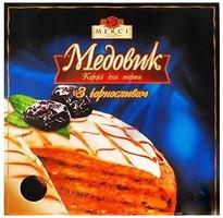 Фото Merci коржи для торта Медовик с черносливом 500 г