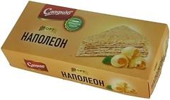 Фото Сладков торт Наполеон 200 г