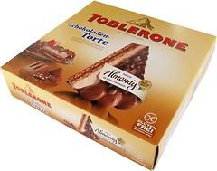 Фото Almondy торт Toblerone 400 г
