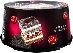 Фото Brioche торт Вишня с маком 500 г