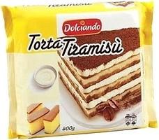 Фото Dolciando торт Тирамису 400 г