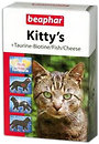 Фото Beaphar Kitty's Mix 180 таблеток