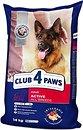 Фото Клуб 4 лапы Сухой корм Для взрослых собак всех пород Актив 14 кг
